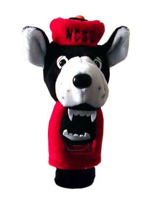 NC State Mascot Golf Head Cover