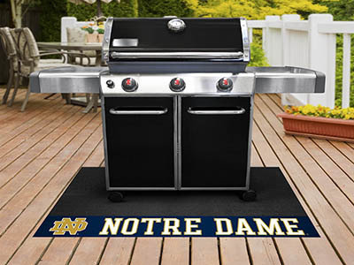 Notre Dame Grill Mat