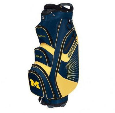 Michigan Bucket II Cooler Golf Cart Bag