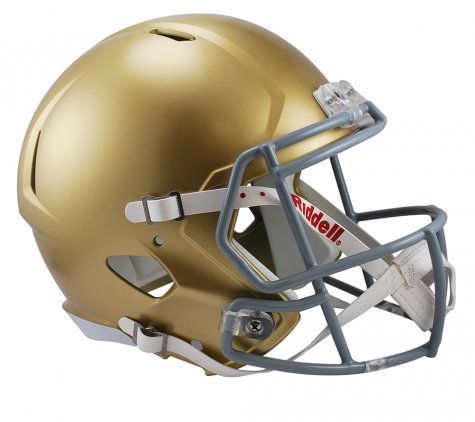 Notre Dame Classic Speed Replica Helmet by Riddell