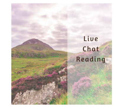 Live Chat Readings