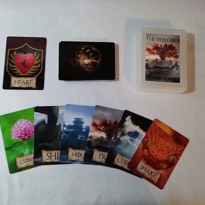 Old Gods Lenormand 1st Edition
