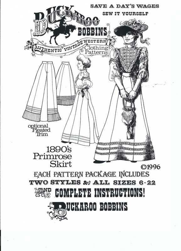 Primrose Skirt
