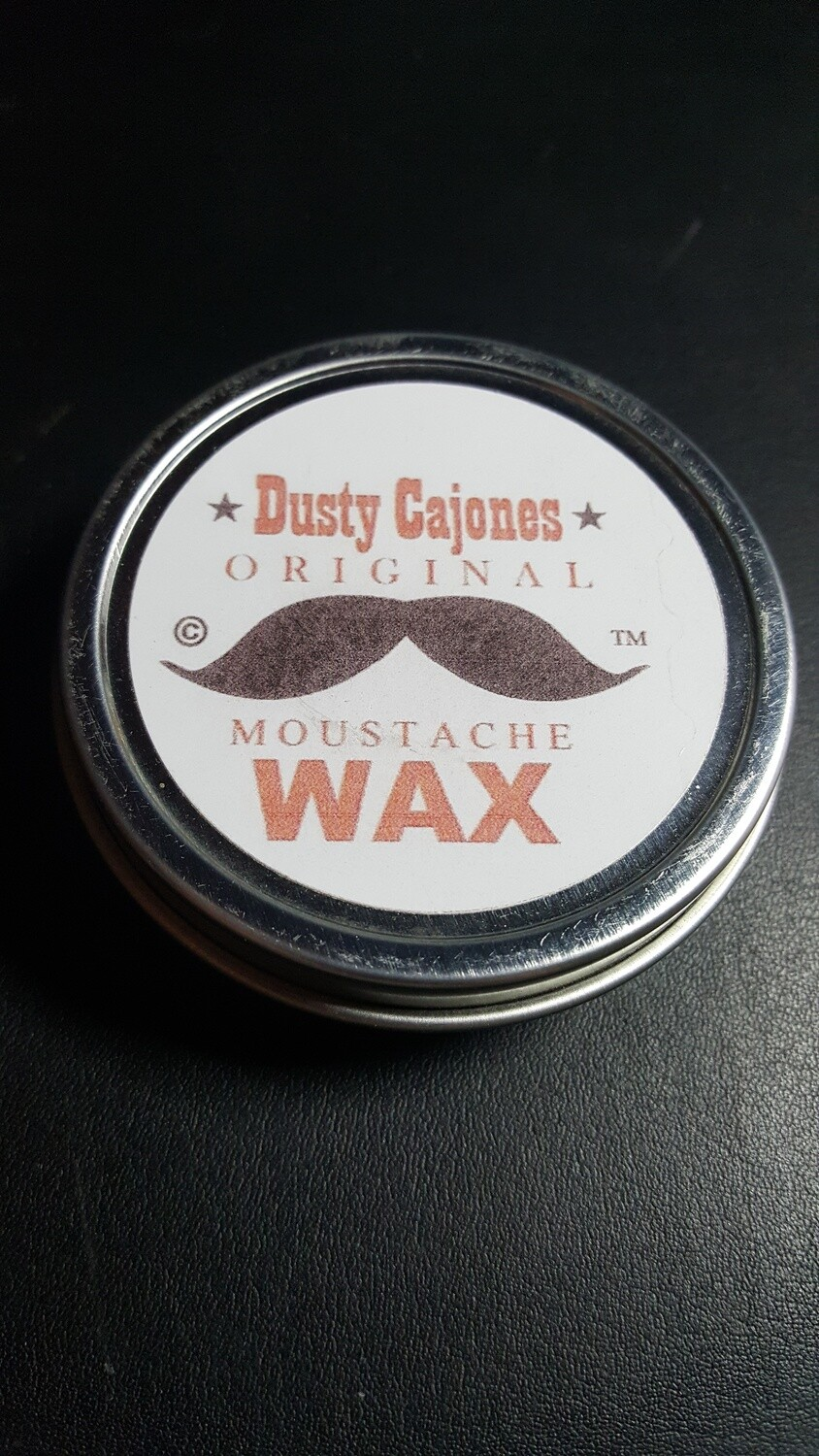 Dusty Cajones Original Mustache Wax