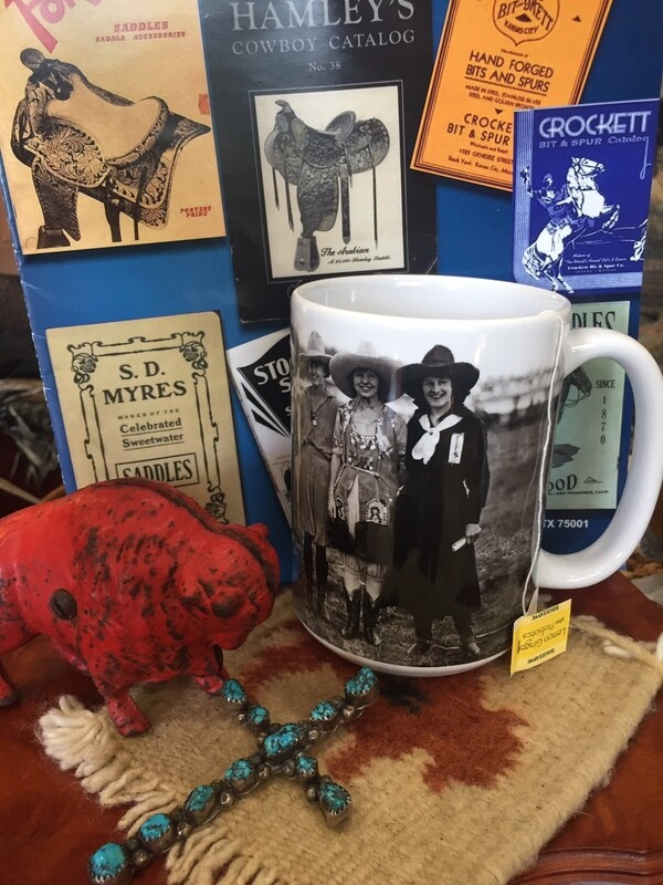Rodeo Gals Coffee Cup