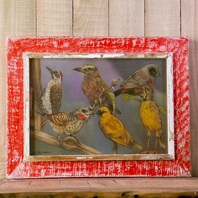 A3 Rustic wooden frames - 30 cm x 42 cm (11.8 x 17 inches)