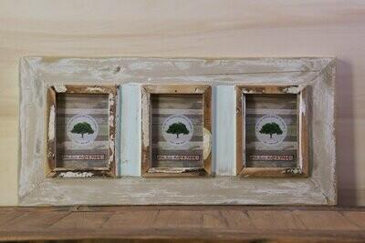 A6 Rustic frames set of 3 (10  x 15 cm ) Photo size