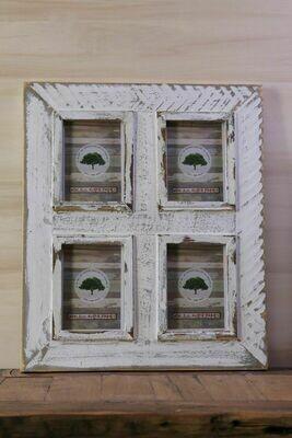 A6 Rustic frame set of 4 (10 cm x 15 cm) A6 Photo size