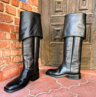 Swashbuckler Pirate Boots
