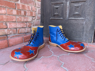 The Joker Clown Shoes