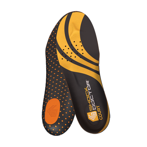 SHOCK DOCTOR COURT INSOLE (Basketball / Tennis / Volleyball)