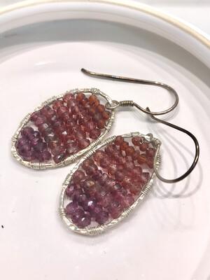 Lux Tourmaline Earrings