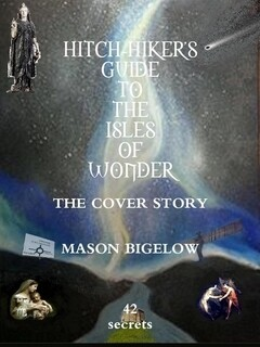 THE HITCHHIKERS GUIDE TO THE ISLES OF WONDER (HARDBACK)