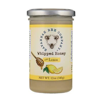 413 Whipped honey lemon 12 oz