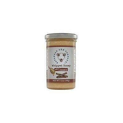 413 Whipped honey cinnamon 12 oz