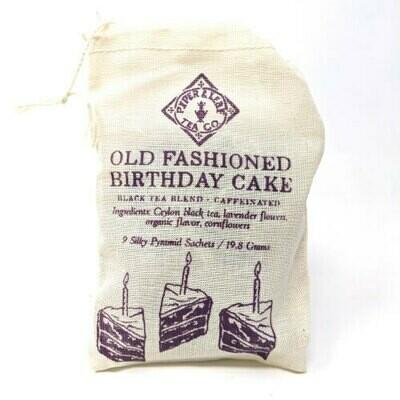 414 Old Fashion Birthday Cake Sachet Tea