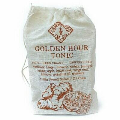 414 Golden Hour Tonic Sachet Tea