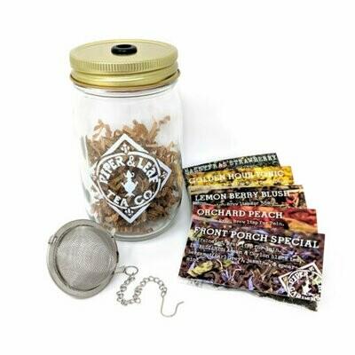 414 Teaser Jar