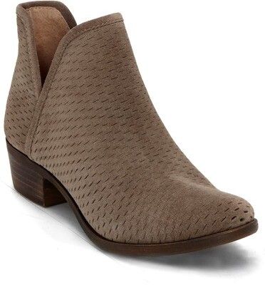 222 Boots Oiled Suede Lk-Baley