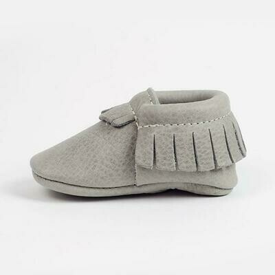 329 3 Shoe Moccasin Grey Fpcsal