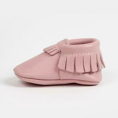329 3 Shoe Moccasin Pink Fpcblu