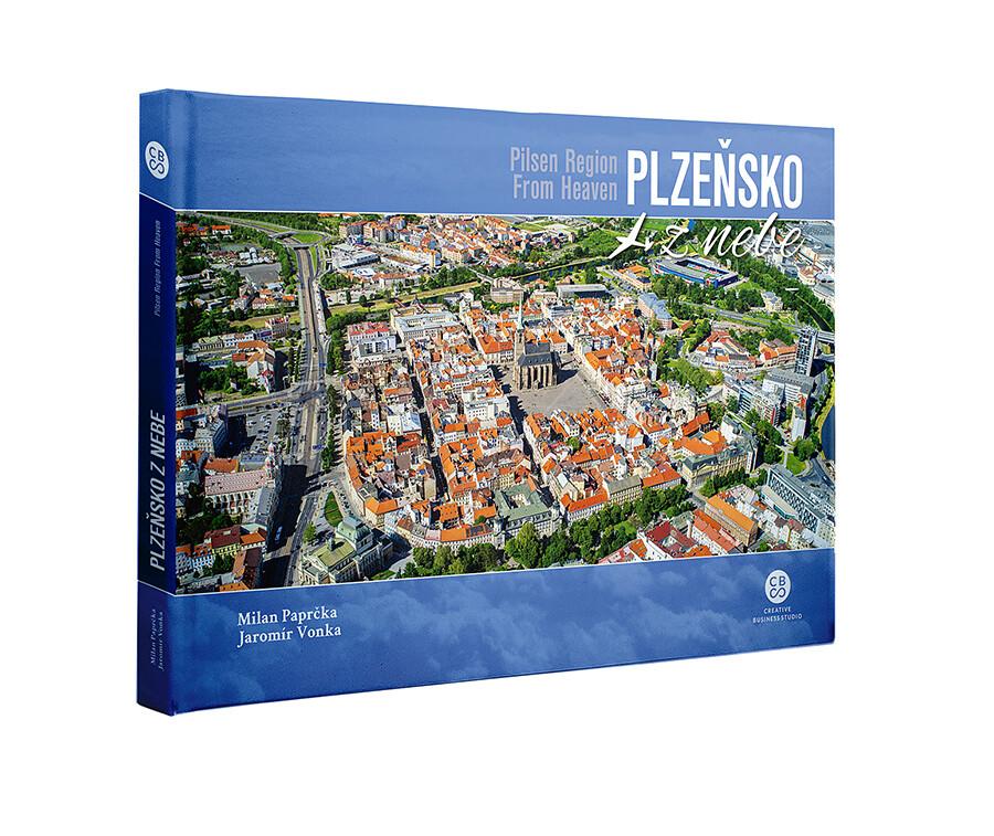 Plzeňsko z nebe