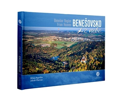 Benešovsko z nebe