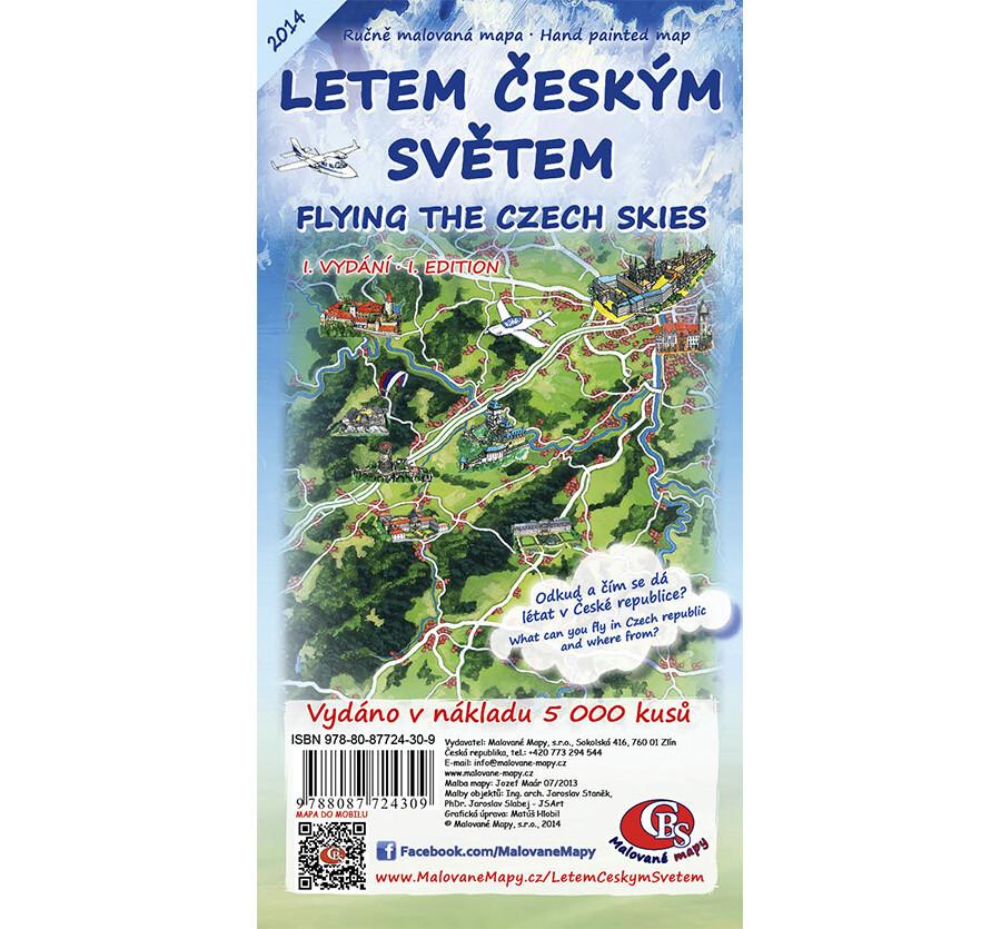 Letem českým světem - nástěnná
