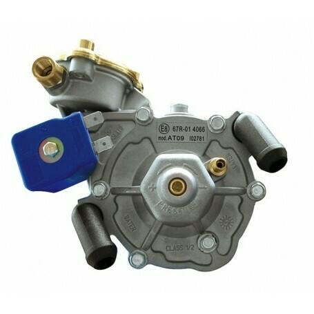 Редуктор газовый пропан впрыск (LPG) AT-09