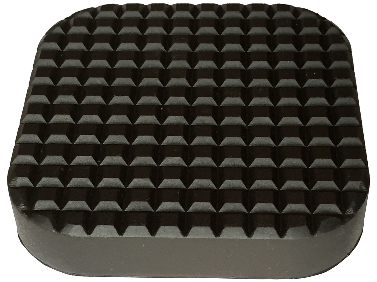 Compac Rubber Saddle Pad