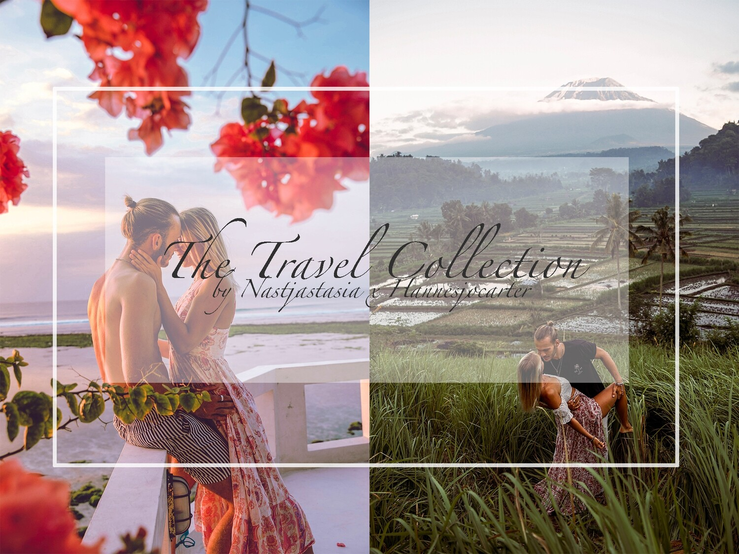 The Travel Collection - Mobile & Desktop