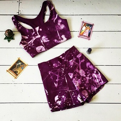 Organic Cotton Yoga Set