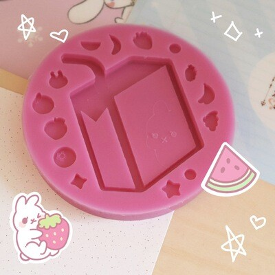B-grade Juice Box Mold