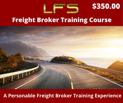 Freight Broker Training Course
