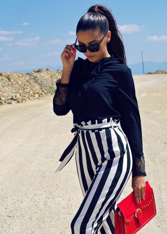 Риза - Black lace