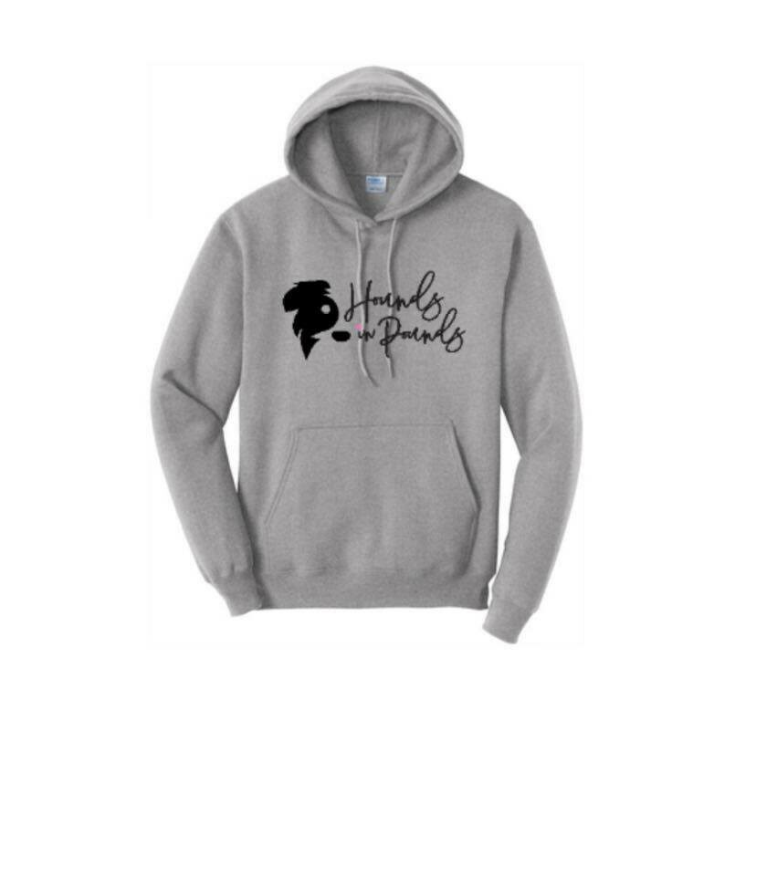 Hounds in Pounds Hoodie