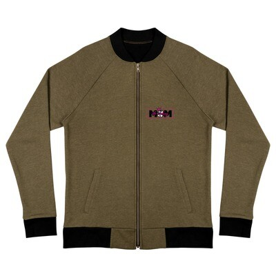 The Werking Mom Logo Bomber Jacket