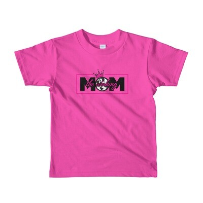 The Werking Mom Short sleeve kids t-shirt
