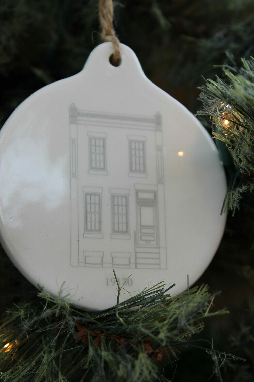City House Ornament