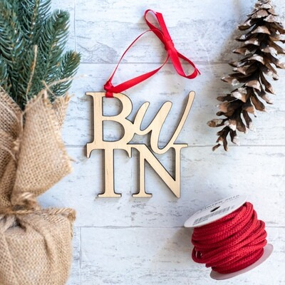 BWTN Brewery Town Ornament