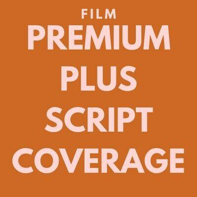 FILM - Premium Plus Script Coverage