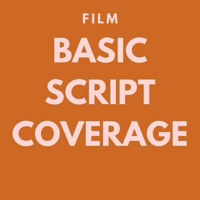 FILM - Basic Script Coverage