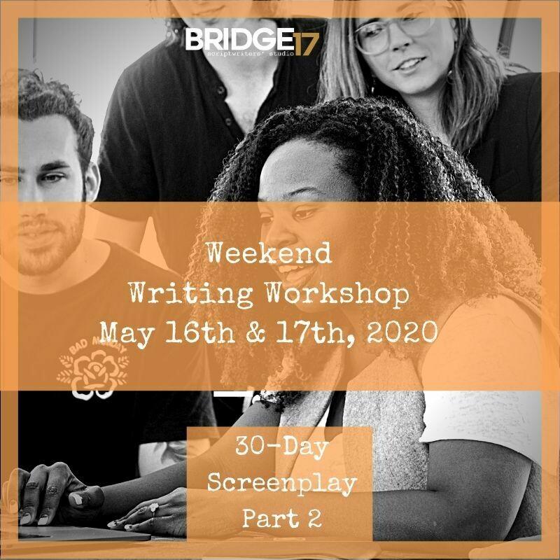 Weekend Writing Workshop (May)