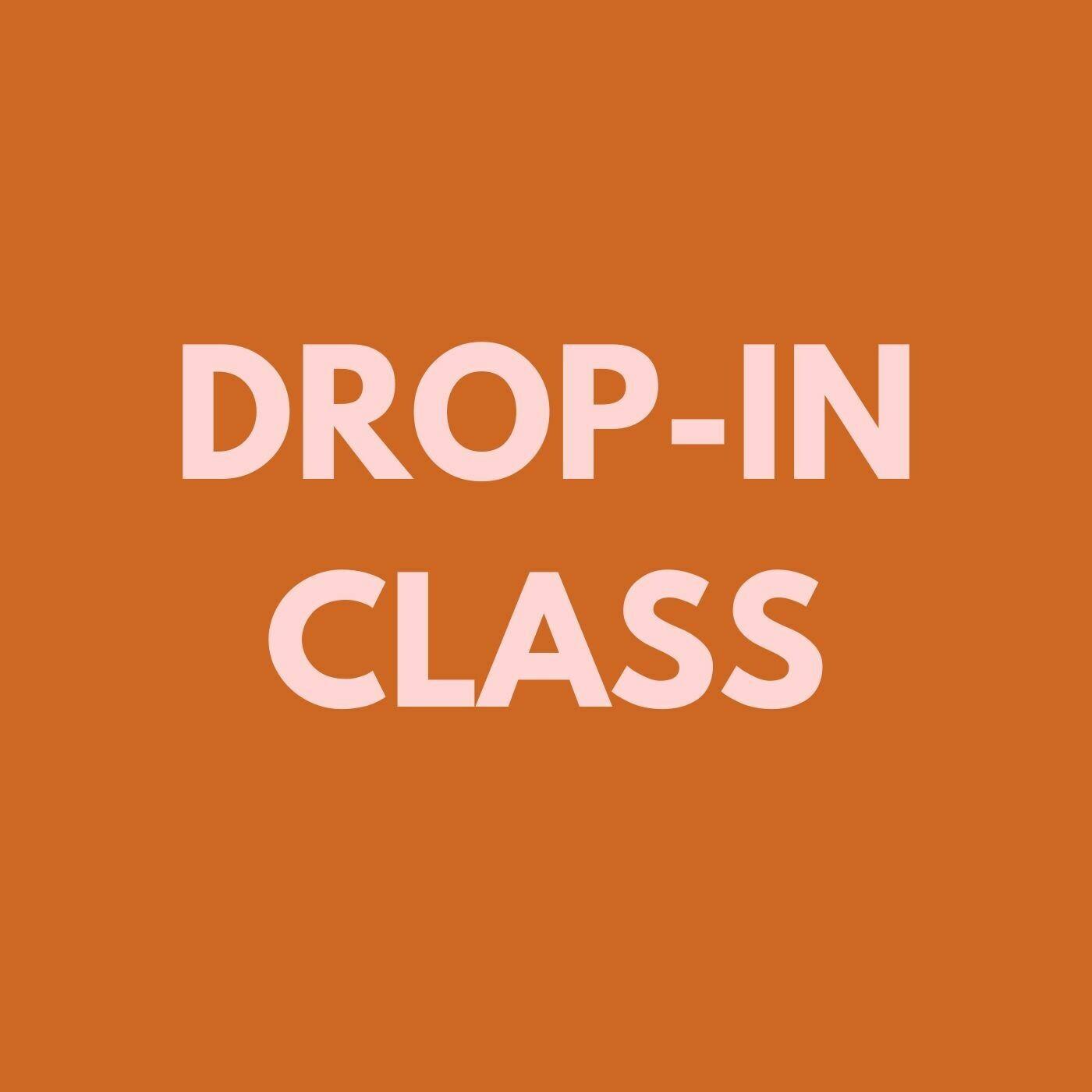 Drop-in class (B) Episodic Writing (Tuesdays)