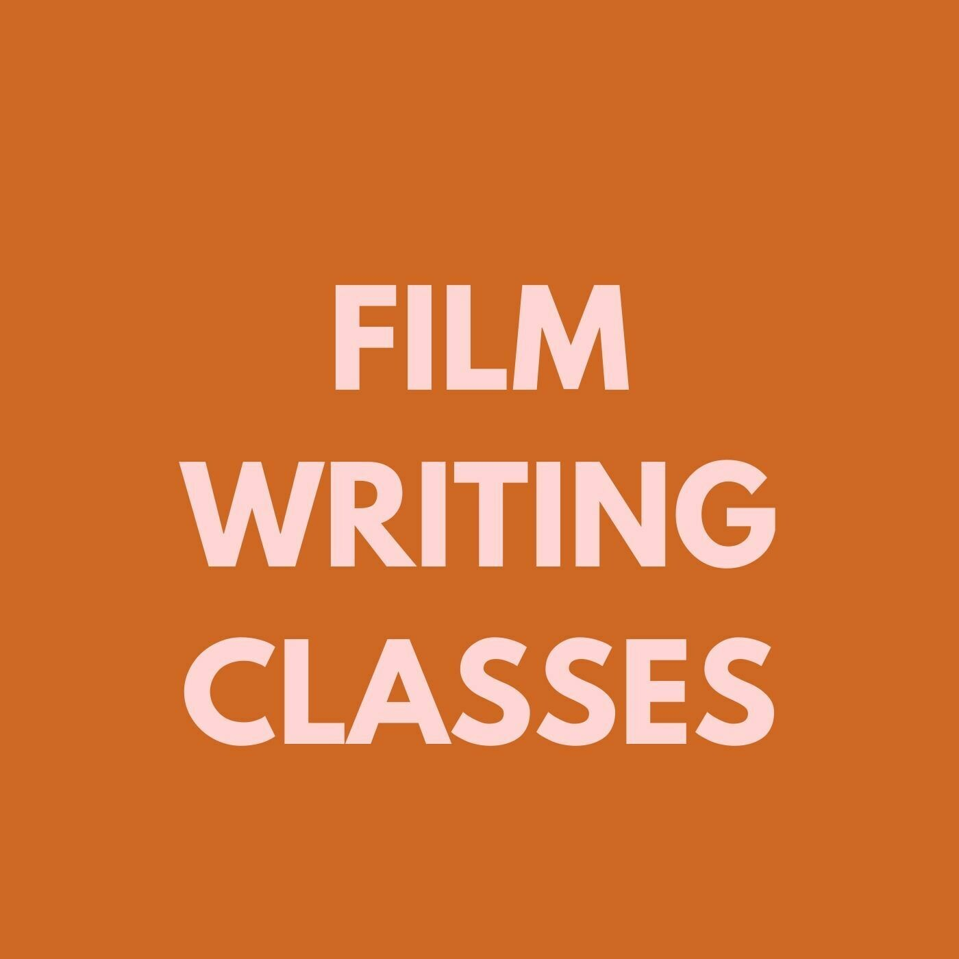 Movie Monday Writing Class - June 1, 2020