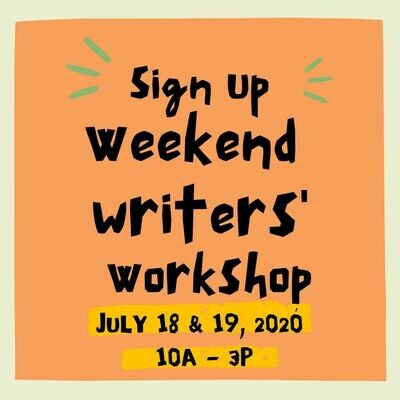Weekend Writing Workshop (July)