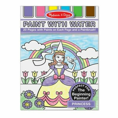 Paint with Water - Princess