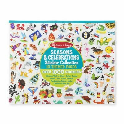 Sticker Collection - celebrations, seasons and more