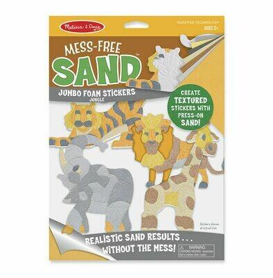 Jungle - Mess free Sand