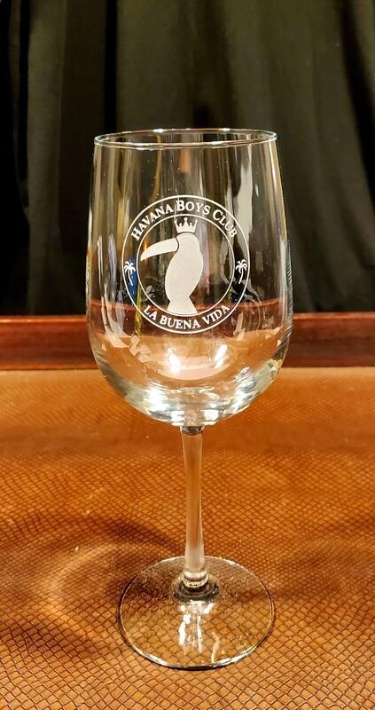 Elegant Wine Glass Set (4)
